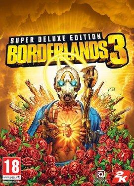 Borderlands 3 Super Deluxe Edition Prodaja Srbija Cena Jeftino oglasi