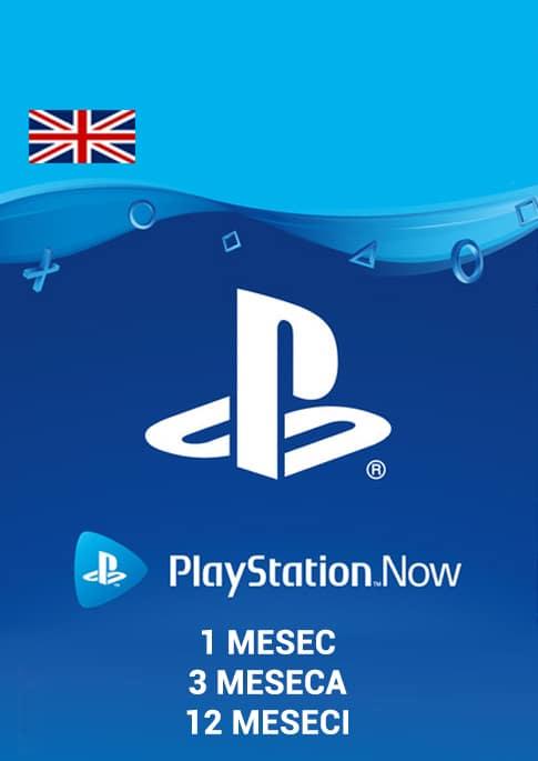 PlayStation Now Srbija Cena Prodaja - PSN Now pretplata za PS4 i PS3 - 1, 3 ili 12 meseci